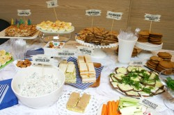 Small Of Baby Shower Food