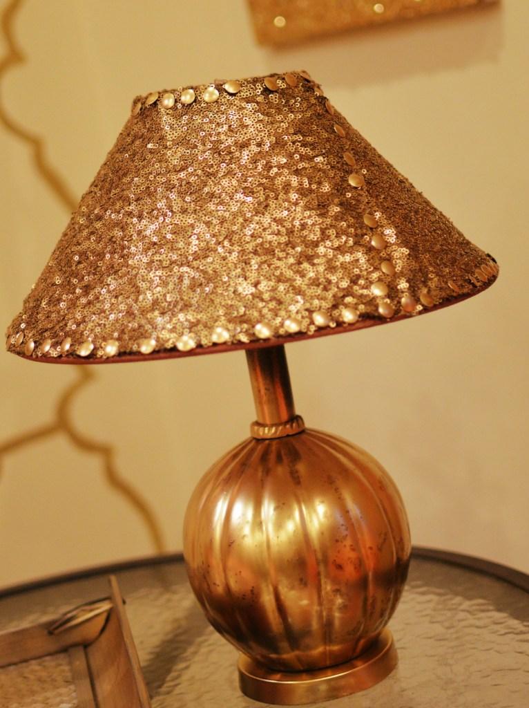 lamp goldd