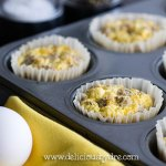 egg and turkey muffins