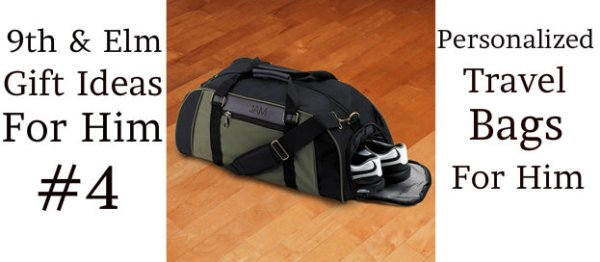 9th & Elm Travel Bags For Him