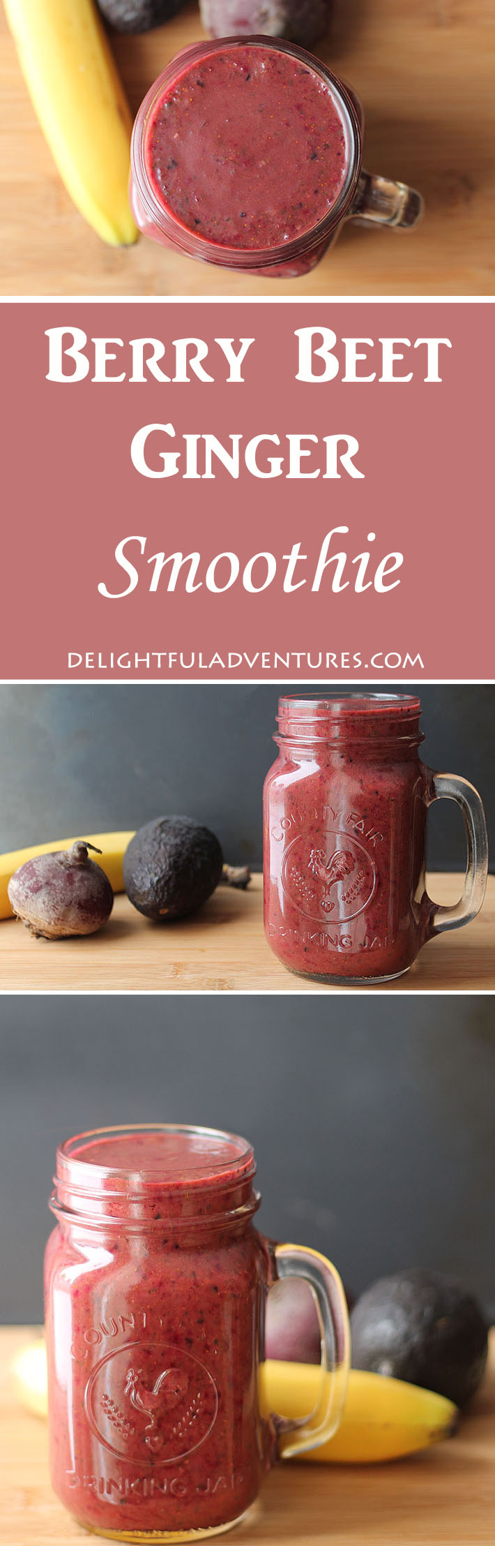 how to cut a beet for smoothie