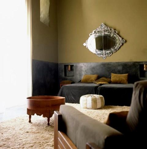 Ryad Sharai marruecos marrakech Inspiración interiores del mundo Estilo minimalista Diseño de interiores Deco