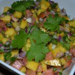 Delish Mango Salsa