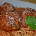 Asiago Meatballs