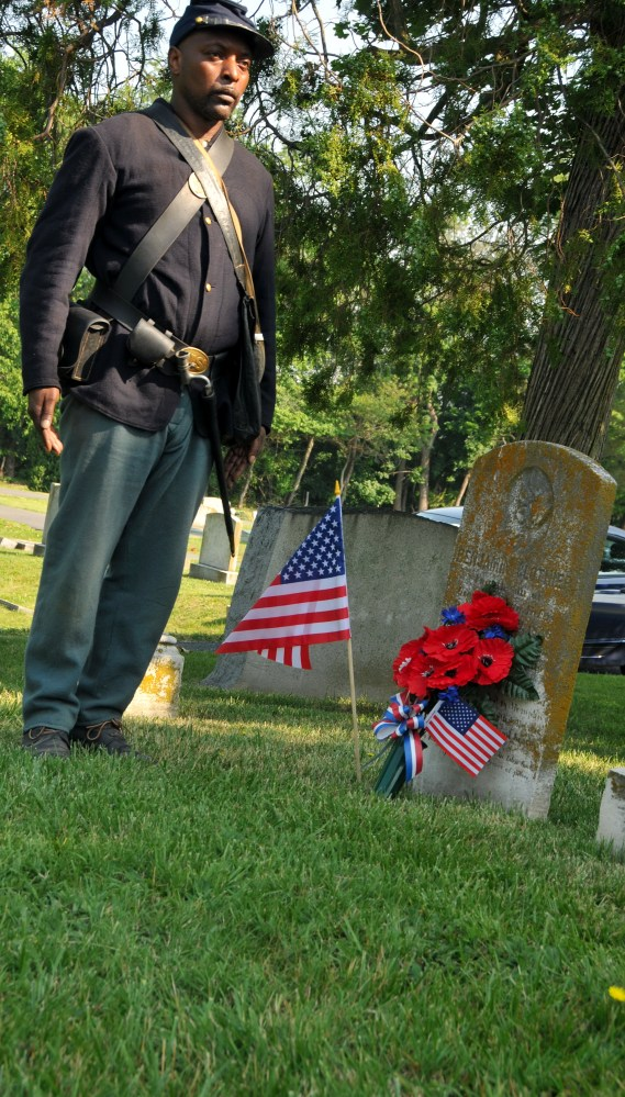 Remembering Kent County's African American Civil War Soldiers on Memorial Day (2/3)