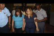Imponen un año prisión preventiva a acusados de robo en Aduanas en aeropuerto del Cibao