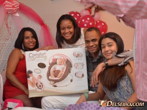 BABY SHOWER DE MARCY EN NJ