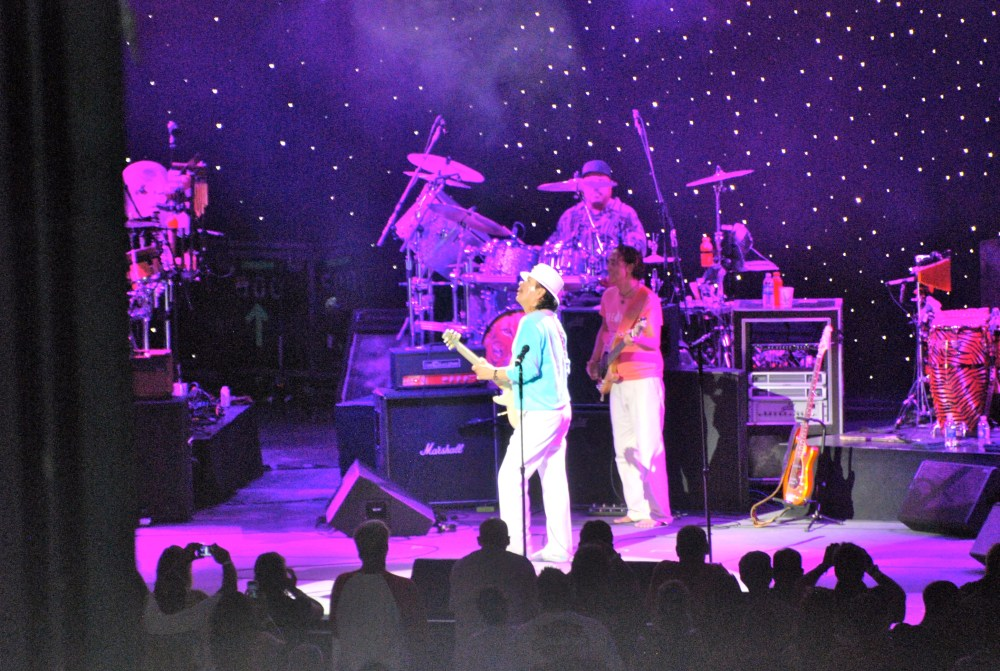 Allman Brothers and Santana at SPAC - 7/27/12 (3/5)