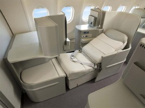 alitalia new business seat