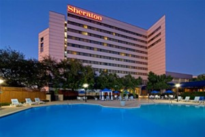 stock hotel outside photo sheraton iah