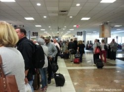 packed atl airport delta points blog