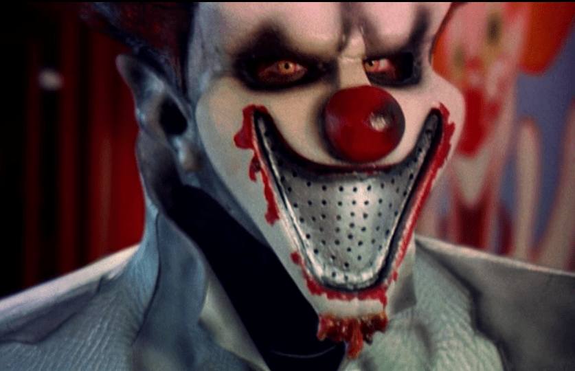 Top ten creepy clown movies deluxe video online for Killer clown movie