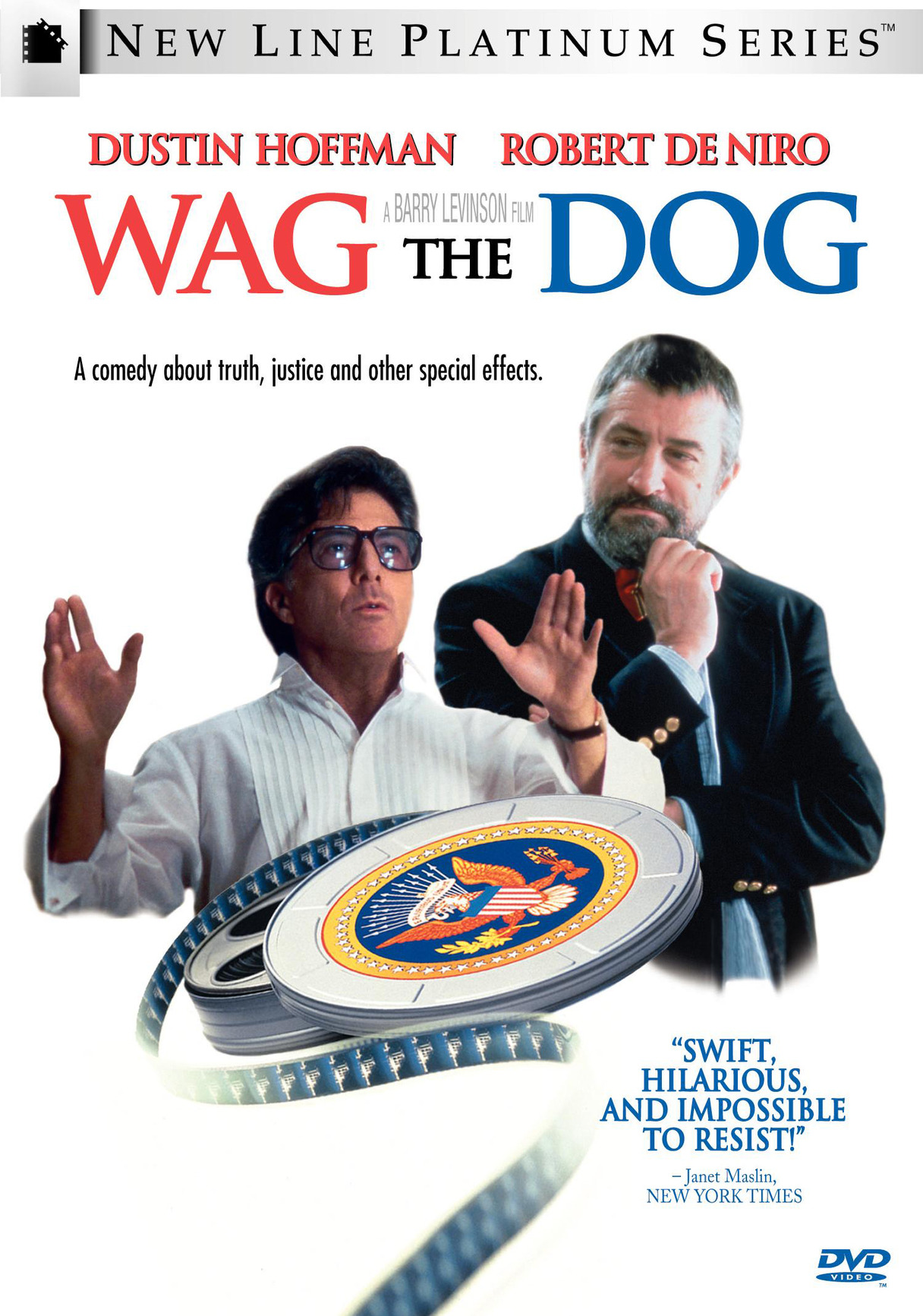 Wag The Dog Movie Review