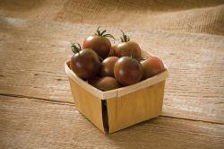 Small Of Black Cherry Tomato