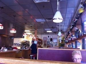 Barry's Cafe Interior
