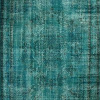 Overdyed genghis - Teal