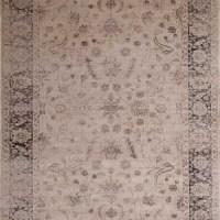 Vintage rug - Cream