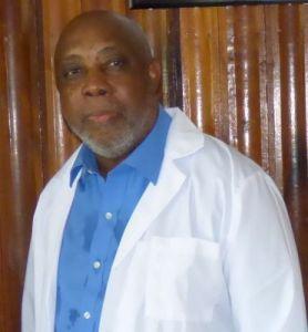 Dr. Noel Blackman.