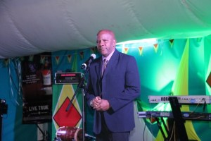 Guyana's Director-General of Tourism, Donald Sinclair.