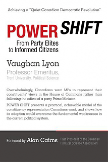 Cover of Power Shift by Vaughan Lyon