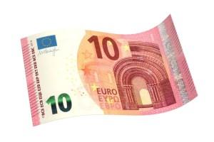 Neuer 10 Euro-Schein
