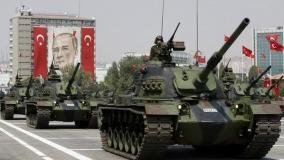 تحضر تركيا العملية الهجومية في شمال سوريا