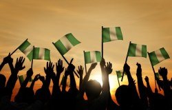 دور القيادة السياسية في عملية التحول الديمقراطي في نيجريا خلال حكم أولوسيجون