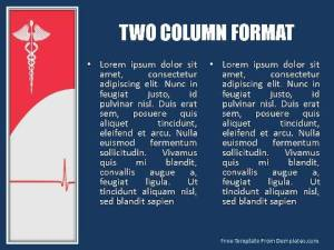 Free-Cardiology-Powerpoint-Template91 A