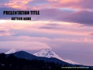 Free-Nature-Powerpoint-Template 521 a