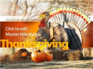 Thanksgiving Donation Flyer