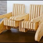 Plywood Multi-function Seat