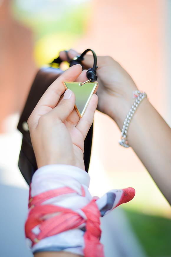 Details Matter - Women Always Need a Mirror Handy