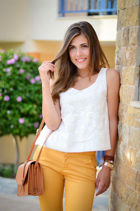 Comfortable summer look by Denina Martin