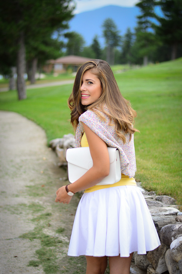 Denina Martin at Pirin Golf Hotel and Spa