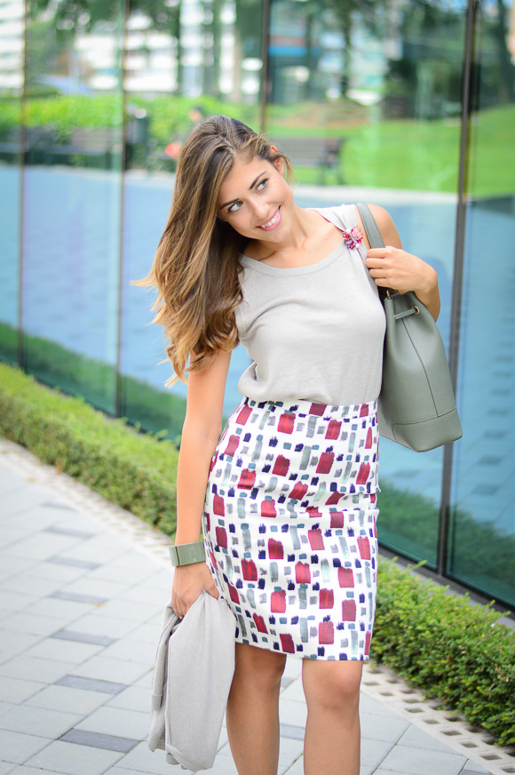 Outfit of the Week with Bulgaria Mall and Denina Martin
