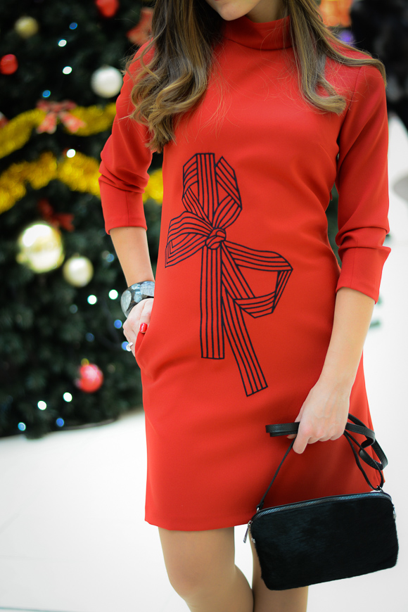 Christmas-Gift-Red-Dress-Catty-Bulgaria-Mall-3