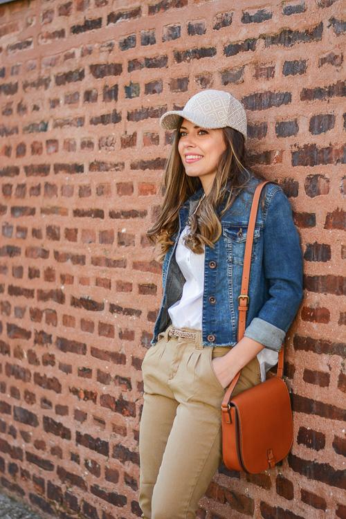 Bulgarian Fashion Bloggers Denina Martin