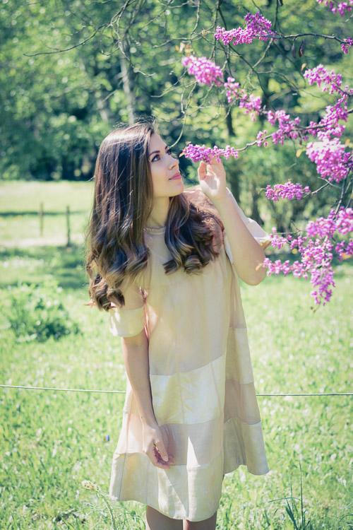 H&M-Conscious-Exclusive-2016-Light-Pink-Dress-Denina-Martin-11