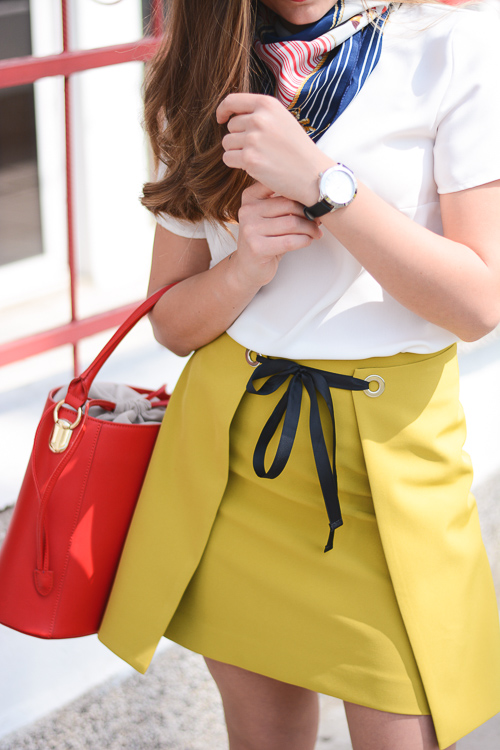 Mustard-Wrap-Skirt-Top-Secret-Spring-Outfit-Fashion-Blogger-Denina-Martin-12