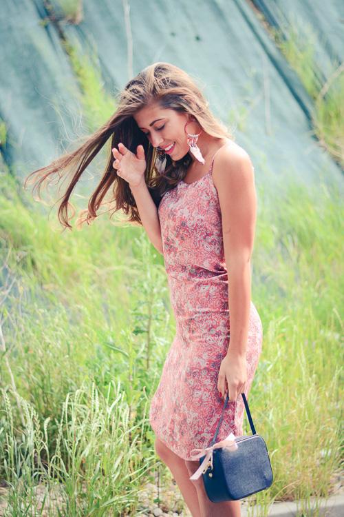 Tom Tailor Slip Dress by Denina Martin