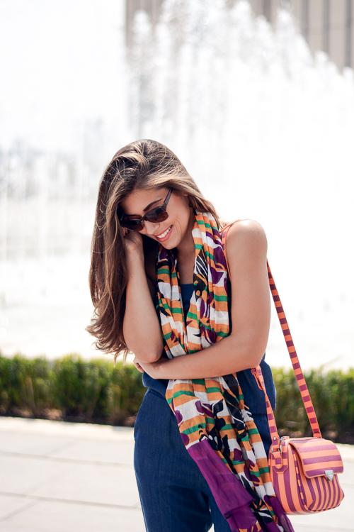 LAST CHANCE Liu Jo Fashion Blogger Denina Martin