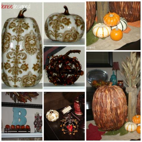 fall tour pumpkins