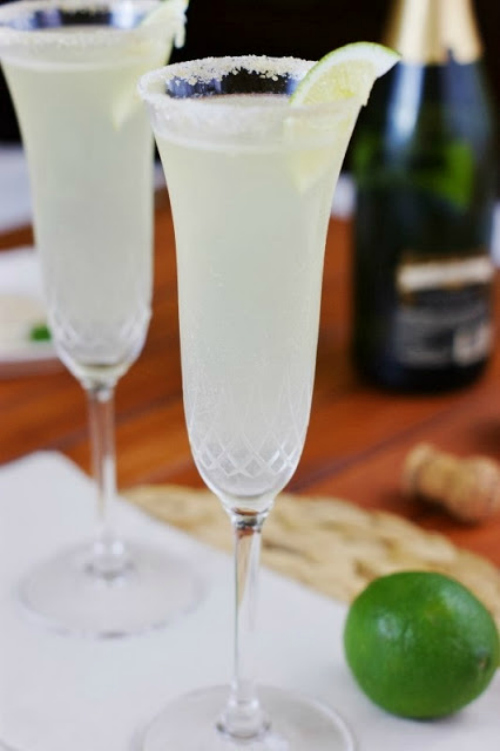 Champagne Margarita 4