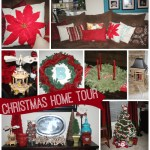 christmas home tour feature 150x150 Christmas Mantel Decor
