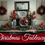 tablescape feature 150x150 Christmas Mantel Decor