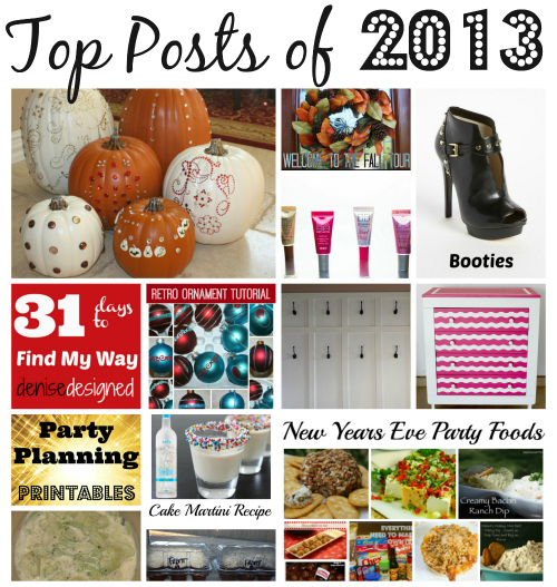 top posts of 2013 feature