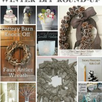 Winter DIY Round-up