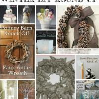 Winter DIY Round-up