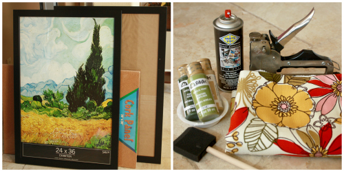 dry erase materials collage