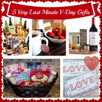 5 Very Last Minute Valentines Gifts